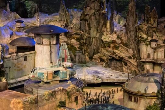 Star Wars Parque Disney 3