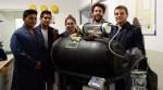 La UTN Buenos Aires mejora sistema que crea energía a partir de excremento animal