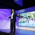 Samsung creó la TV modular: el usuario define el tamaño de su pantalla
