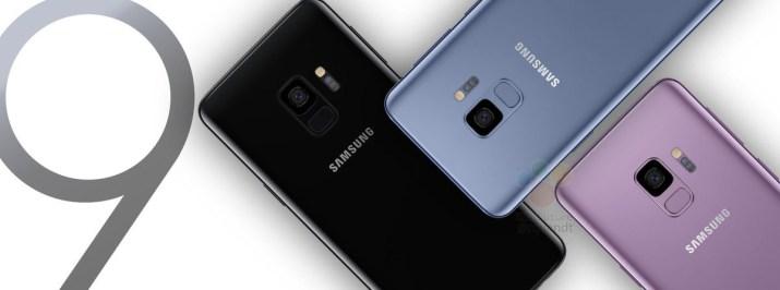 Galaxy S9 1