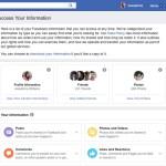 Facebook dará más control a los usuarios sobre su información personal