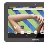 Philips presentó dos tablets en la Argentina