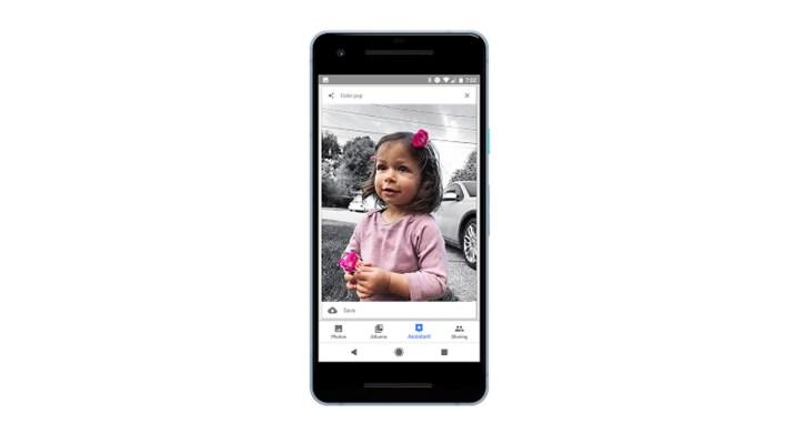 Google Fotos Blanco Negro