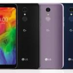 LG Q7: lector de huellas y mejoras en la cámara para el nuevo gama media alta de LG