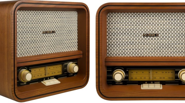 Radio Vintage Noblex