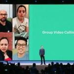 WhatsApp sumará videollamadas grupales y stickers
