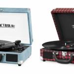 Los tocadiscos de Victrola vuelven a Argentina, ahora con Bluetooth pero estilo vintage