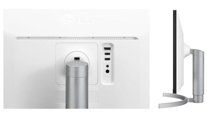 Monitor LG UltraWide 34WK650-W