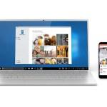Llegó la actualización de Windows 10 que permite compartir contenidos entre el celular y la PC