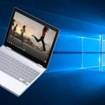 Las Chromebook de Google podrán utilizar Windows 10