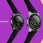 Galaxy Watch: el nuevo reloj de Samsung apuesta por la salud, mayor autonomía y viene en dos tamaños