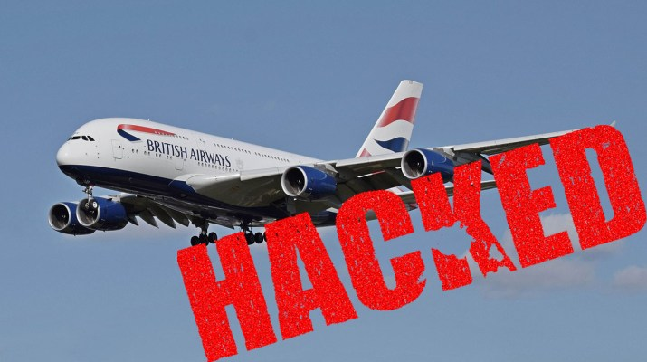 Hackeo British Airways