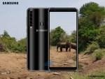 Ni dos ni tres: el nuevo Galaxy A9 de Samsung tendría cuatro cámaras traseras. ¿Para qué sirve cada una?