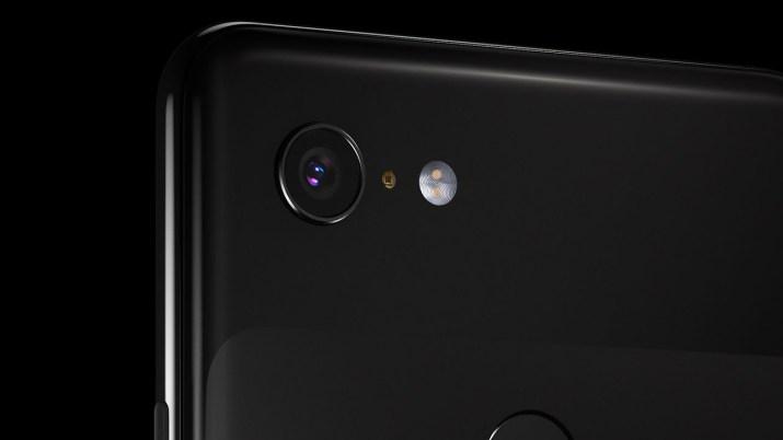 Google Pixel 3 camara
