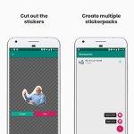 Una app para convertir cualquier foto en un sticker para WhatsApp