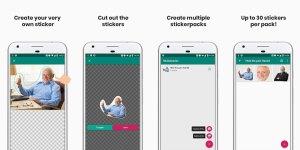 Convertir foto Sticker WhatsApp