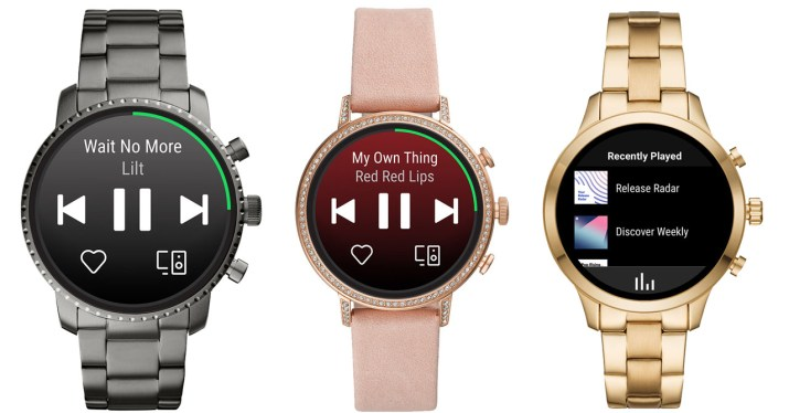 Spotify Google Wear OS