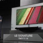 LG mostrará en la CES 2019 su primera TV OLED enrollable