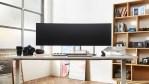 LG presentó dos monitores de la línea Ultra: extra anchos y curvos, para tareas cotidianas y gamers