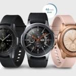 Samsung presentó Galaxy Watch en Argentina: tres opciones con renovado diseño y funciones mejoradas