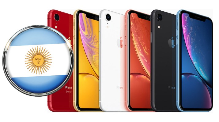 iPhone XR Argentina