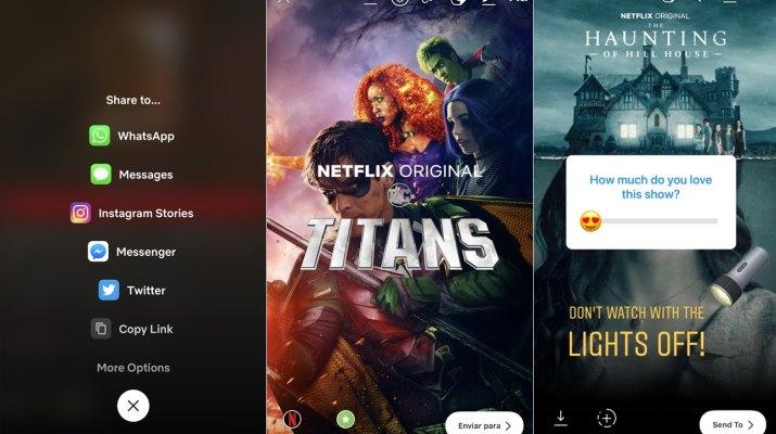 Netflix Historias Instagram