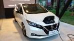 El Nissan Leaf ya se vende en Argentina: cuál es el precio del auto eléctrico que permite recorrer 389 kilómetros con $140