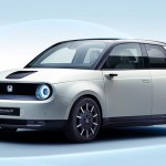 Honda mostrará su auto eléctrico compacto con estilo retro que comenzará a vender este año