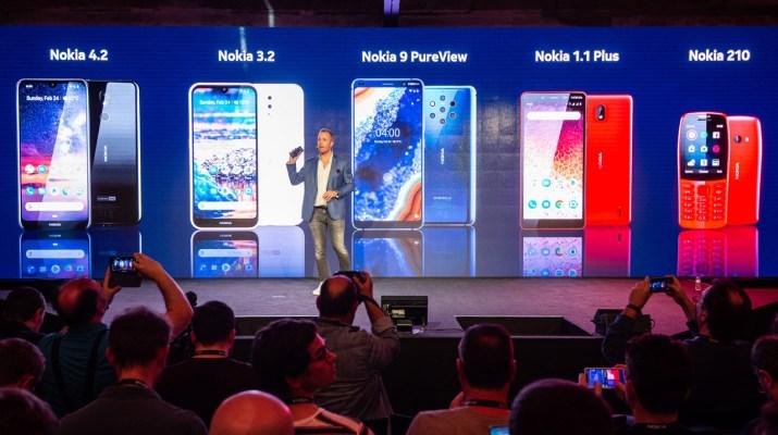 Nokia 2019