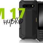 Cyrus CM17 Hybrid: llega a la Argentina un celular alemán todoterreno con walkie-talkie, ideal para los que extrañan a Nextel