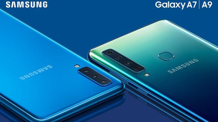 Samsung Galaxy A9 Galaxy A7
