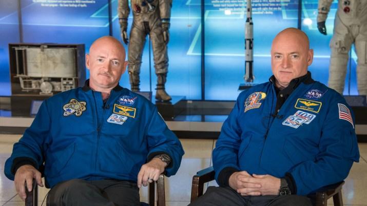 Gemelos NASA
