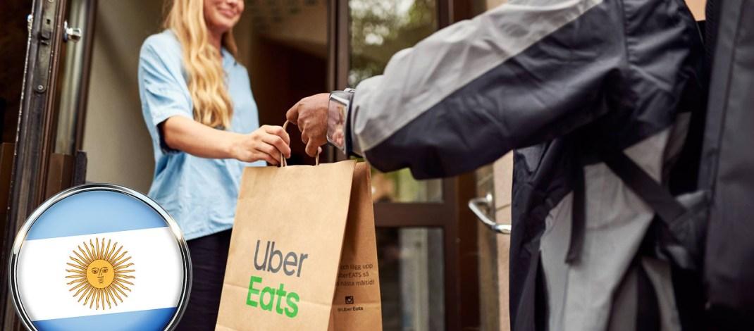 Uber Eats llega a más localidades de Buenos Aires: después de Ramos Mejía y Haedo, es el turno de Zona Norte