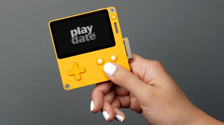 Consola portatil Playdate