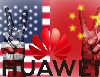 Huawei EEU vs China