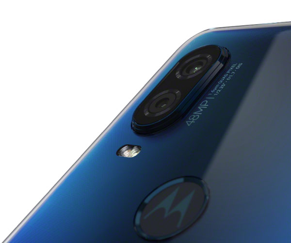 Camara Motorola One Vision