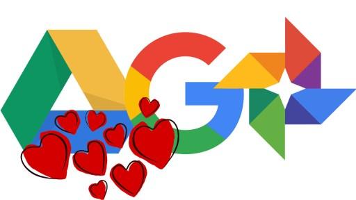 Google Fotos Drive