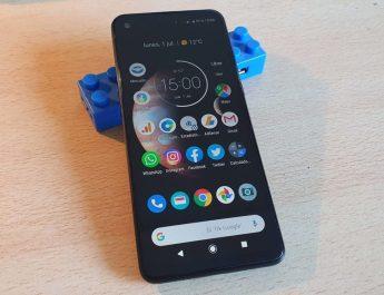 Review Motorola One Vision