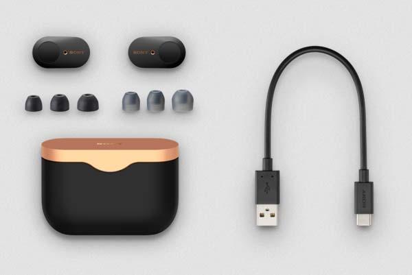 auriculares inalámbricos Sony WF-1000XM3