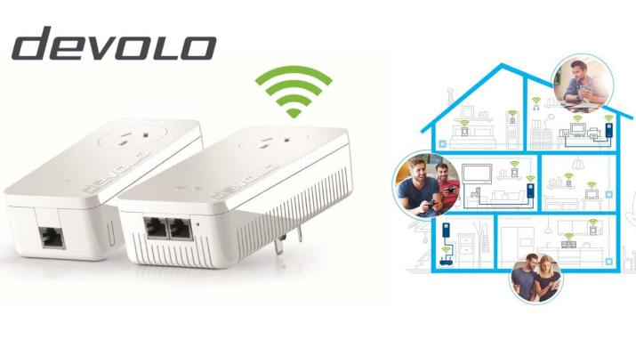 Devolo 1200+ WiFi