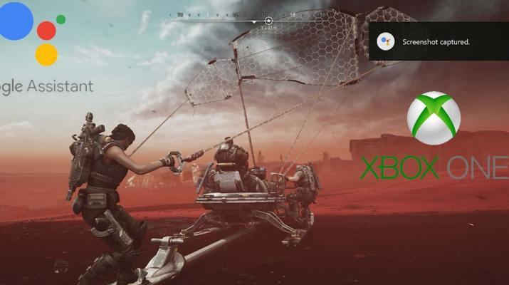 Asistente de Google Xbox One