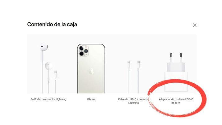 Caja iPhone 11 Pro
