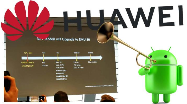 Huawei Android 10