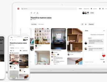 Reacciones tableros grupales Pinterest