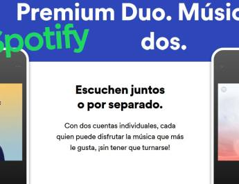 Spotify Premium Duo parejas