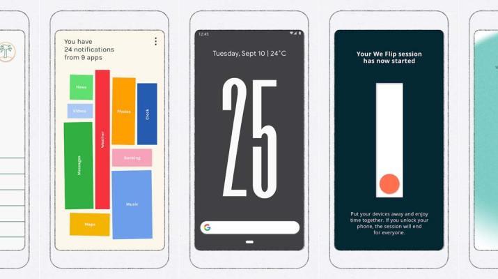Apps Google Bienestar Digital