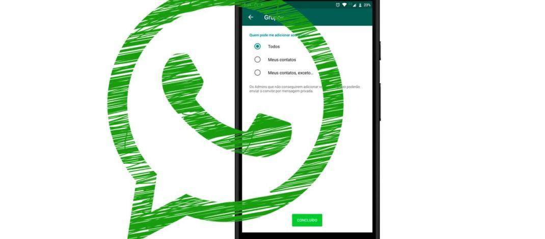 WhatsApp ya permite controlar a qué Grupos te agregan sin permiso