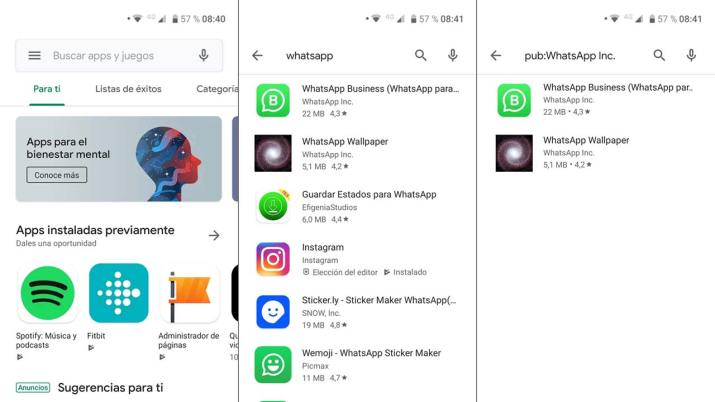 Descarga WhatsApp Android