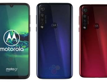 Filtran fotos y características: el Moto G8 Plus reuniría las mejores cámaras de los Motorola One y sumaría más batería