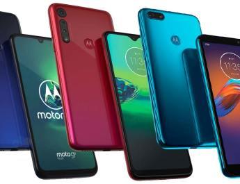 Motorola presentará al menos tres celulares la semana próxima: hay nuevos Moto G8, con más batería